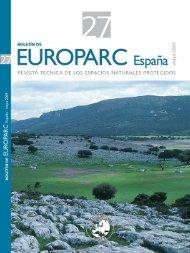 INTERIOR BOLETIN:Maquetación 1 - EUROPARC-España