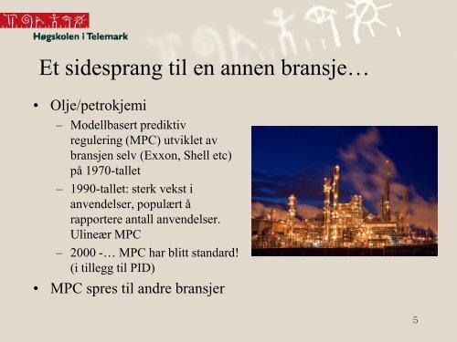 Regulering - Energi Norge