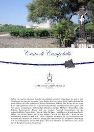 Cristo di Campobello - winogrono.de