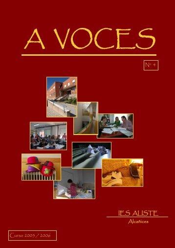 """Revista - ies """"aliste"""" - Junta de Castilla y León"""