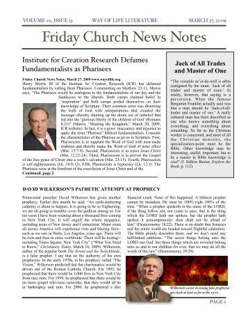 pdf version here - Way of Life Literature