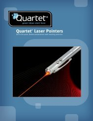 Quartet® Laser Pointers - Net