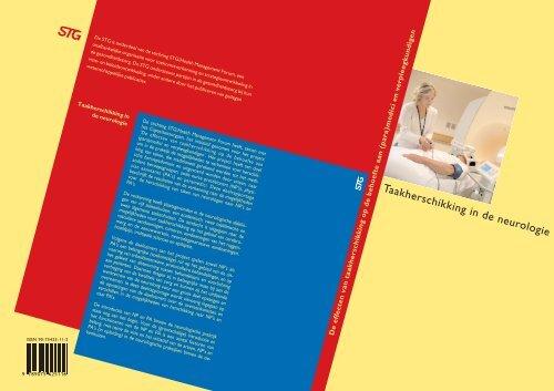 Taakherschikking in de neurologie - STG / Health Management Forum