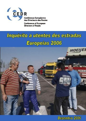 European Road User Survey 2006 - CEDR