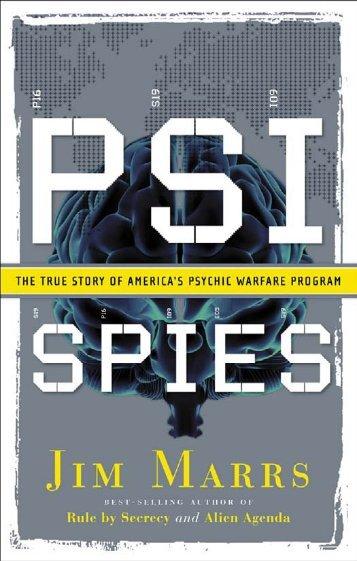 Jim Marrs - PSI Spies - Amazon S3