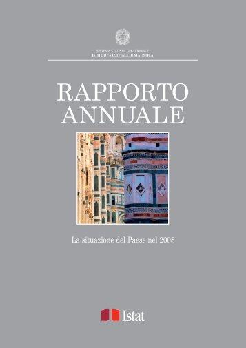 RAPPORTO ANNUALE - Nens