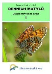 Denní motýli Jihomoravského kraje - 1