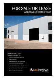 FOR SALE OR LEASE - Realestate.com.au
