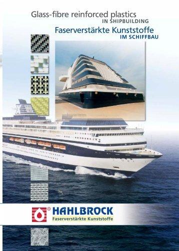 Faserverstärkte Kunststoffe im Schiffsbau - Hahlbrock