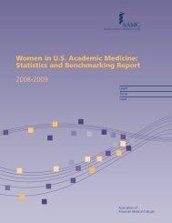 Women in U.S. Academic Medicine: Statistics and ... - AAMC