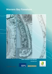 Warners Bay Foreshore Draft Master Plan - Land - NSW Government