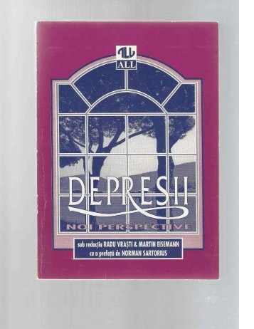 Depresii - noi perspective-2.tif - Dr. Radu Vrasti