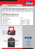Power Mig 180C Salgsblad - Sveiseeksperten - Page 2