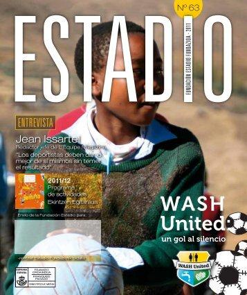 WASH United: - Fundación Estadio
