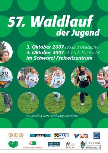 Download Ausschreibung hier - Landesjugendreferat Steiermark