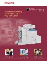 Brochure - Advanced Copier Technology