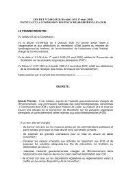 Décret n° 2-08-243 du 17 mars 2010 - Département de l ...