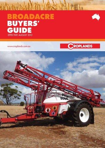 Download PDF - Croplands
