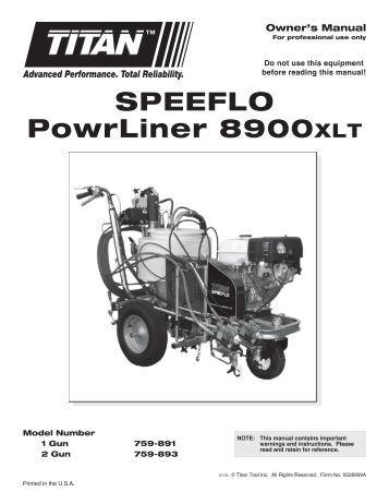 Parts Information, HVLP Gravity Feed Sprayer, Model 9115