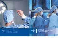 Das Optimised Protection System für OP-Mäntel: OPS - Medline