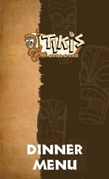 Raw! - Tiki's Grill & Bar