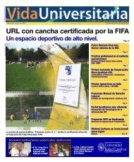 URL con cancha certificada por la FIFA - Universidad Rafael Landívar