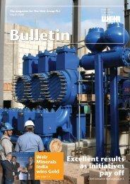 March 2008 issue - Weir Minerals