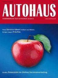 studie: Potenziale im online-servicemarketing. - ServiceLister