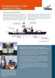 Technical details - ERICON Aurora Borealis