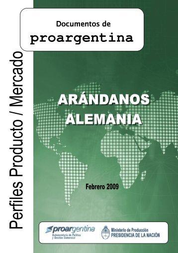 Mercado Argentino - ProArgentina.Gov.Ar