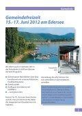Gemeindebrief Dezember 2011 - Februar 2012 - Ev ... - Page 5