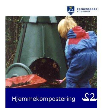 Hjemmekompostering - Fredensborg Kommune
