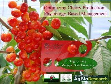 Fruit - Michigan State University