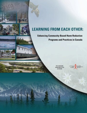 Full Report: Learning from Each Other - Canadian AIDS Society