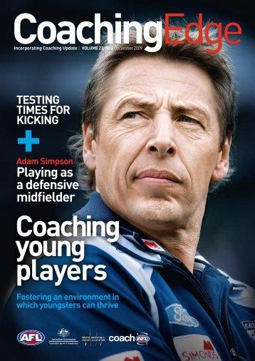 Coaching Edge - AFL Community