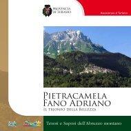 Pietracamela e Fano Adriano - Portale turismo della Provincia di ...