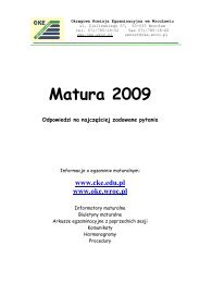 Matura 2009 - Zsg.wroclaw.pl