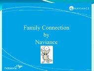 Using Naviance-PP (pdf) - South Windsor Public Schools