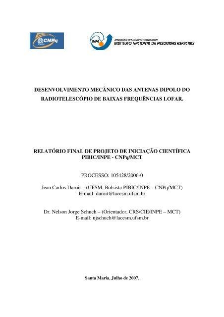 Formato PDF - mtc-m17:80 - Inpe