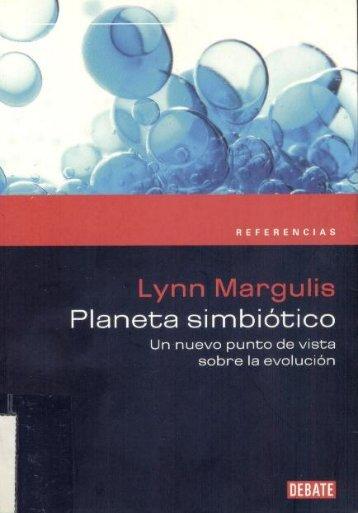 margulis- lynn - planeta simbiotico