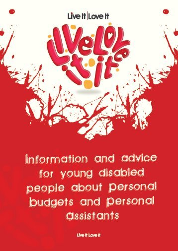 Word - South Yorkshire Centre for Inclusive Living