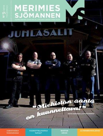 3 - Suomen Merimies-Unioni