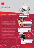 MOBILE PHONE INSURANCE - Lifestyle Services Group Ltd - Page 2