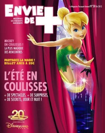 Télécharger l'Envie de + 30 - Disneyland Paris