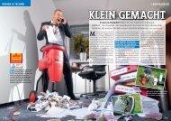 KLEIN GEMACHT - Stihl