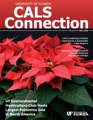 UF Environmental Horticulture Club Hosts largest Poinsettia Sale in ...