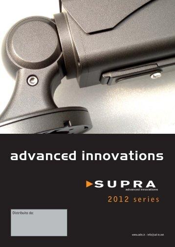 brochure telecamere supra 2012 - Advanced Innovations