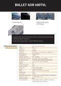 brochure telecamere supra 2012 - Advanced Innovations - Page 3