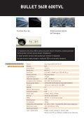 brochure telecamere supra 2012 - Advanced Innovations - Page 5