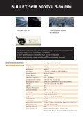 brochure telecamere supra 2012 - Advanced Innovations - Page 7